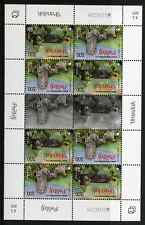 Bosnia & Herzegovina 2017 MNH Castles Europa 8v M/S Architecture Stamps