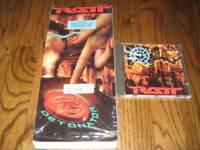 Ratt Detonator  longbox and Original cd! Rare!