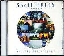 Shell Helix In Summer Quality Drive Sound - Japan CD - 8Tracks