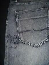 #3287 QUIKSILVER Slim Straight Leg Jeans Size 32