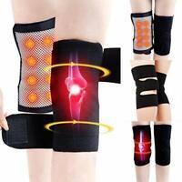 Genouillère Auto-Chauffante avec Tourmaline arthrose genoux rhumatisme douleur