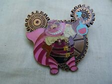 Disney Pin CHESHIRE CAT Mousegears Collection LE 250 Disneystore.com