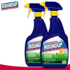 Roundup 2 x 1 L Gazon Désherbant Demande Prêt