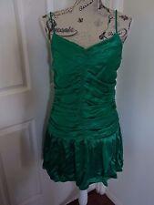 BNWT Dolls & Divas Emerald Green Evening Cocktail Dress Size 12 RRP $163.90