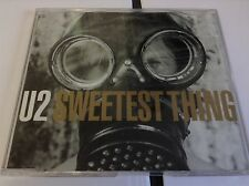 U2 Sweetest Thing CD 3 Track Single Mix B/w Twilight Live From Red Rocks MINT