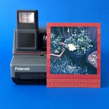 Vintage Polaroid Impulse 600 Instant Film Camera - Tested and Working 📸