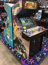 Teenage Mutant Ninja Turtles video arcade game