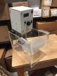 Fisher Scientific Isotemp 2150 Heated Immersion Circulator WITH plexiglass TANK
