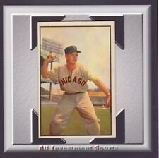 1953 Bowman NELSON FOX #18 EXMT *fabulous baseball card for set* M91C