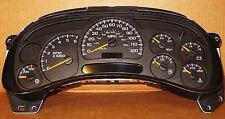 2003 2004 2005 SIERRA / SILVERADO GAS 2500/3500 HD SUBURBAN DENALI YUKON CLUSTER