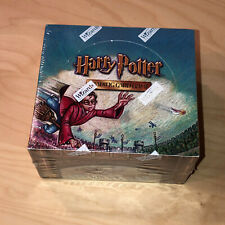 Harry Potter TCG QUIDDITCH CUP BOOSTER BOX - SEALED! Trading Card Game