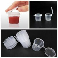 Small Plastic Containers With Lids Salad Lunch Box To Go Container Disposable