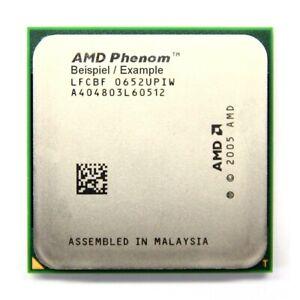 AMD Phenom X4 9100e 1.8GHz/2MB Socket/Socket AM2 +HD91000BJ4BGD Processor CPU