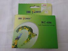 Ink Power RC-486 Light Magenta Ink Cartridge--Expired