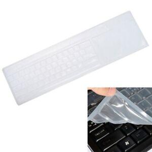 Keyboard Protector Desktop Skin Silicone Cover Anti Scratch Dustproof Waterproof