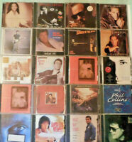 ...Popular:Pop/Rock- Country -R&B Cd's- All Of Your Favorites...