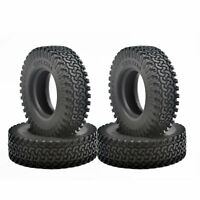 "4pcs/Set 98MM Rock Crawler Tire Tyre für RC 1/10 Axial SCX10 D90 1.9""Wheel Tires"