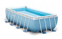 Piscina fuori terra Intex frame 400x200x100 cm rettangolare con filtro e scala