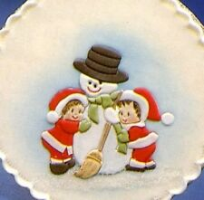 Snowman Christmas Patchwork Cutters   FAST  DESPATCH