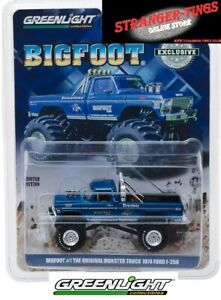 Greenlight #29934 1:64 Bigfoot #1 The Original Monster Truck (1979) Ford F-250