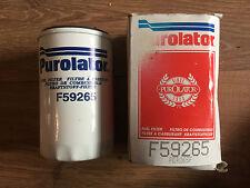 PUROLATOR FUEL FILTER #F59265 CHEVROLET GMC SUBURBAN