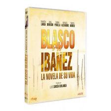 Blasco Ibañez. La novela de su vida - Luis García Berlanga (DVD)