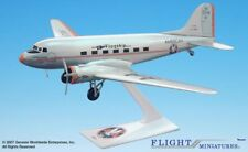 Flight Miniatures American Airlines Flagship Knoxville Dc-3 1/100 Scale Model wi