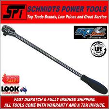 """SP TOOLS LONG 1/2"""" DRIVE RATCHET 500mm SP23308 LONG REACH PUSH BUTTON RELEASE"""