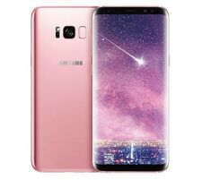 "Samsung Galaxy S8+ Plus Dual Sim G955FD 4G 64GB 6.2"" Factory Unlocked Pink"