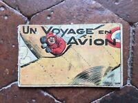 Enfantina Un Viaje En Avion Aventura Mr Pico Álbum De Premios C.1930