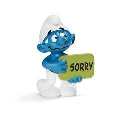 Schleich Sorry Smurf Toy Model - 20749 Smurfs Figure