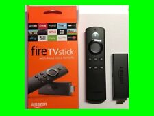Amazon Fire TV Stick w/Alexa Voice Remote 2nd Gen Quad Core New Media Streamer