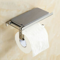 Edelstahl Ersatzrolle mit Feder Für WC Toilette Papierhalter Klopapierhalter NEW