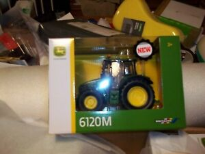 BRITAINS  43248 JOHN DEERE 6120 M  TRACTOR    NEW BOXED