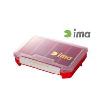 IMA LEURRE CASE 205×145×40mm COULEUR RED PETITES BOÎTES PORT ARTIFICIEL