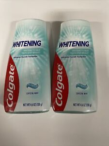 2x Colgate Max White Whitening Liquid Toothpaste, 4.6-oz. Crystal Mint FREE SHIP