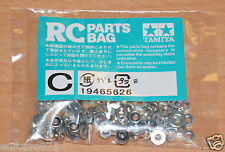 Tamiya 58321 Super Clod Buster/Clodbuster/Bullhead, 9465626/19465626 Screw Bag C