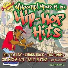 Whoomp! Here It Is: Hip Hop Hits : Whoomp Here It Is: Hip-Hop Hits CD