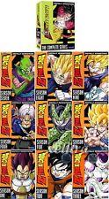 Dragon Ball Z Season Seasons 1-9 + GT Complete Series