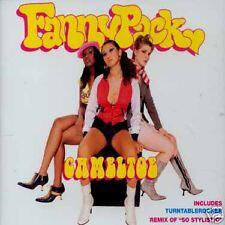 Fannypack Cameltoe REMIXES STYLISTIC CD Single SEALED