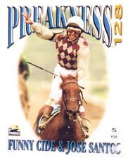 2003 - FUNNY CIDE - 128th Preakness Stakes poster in MINT Condition