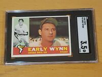 1960 Topps #1 Early Wynn SGC 3.5 Newly Graded & Labelled