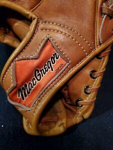 willie mays vintage McGregor baseball glove
