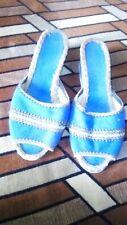 Vintage retro ddr women's slippers gdr 80er 70er hausschuh