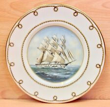 "Coalport Sailing Ships Series ""Marco Polo"" Display Plate"