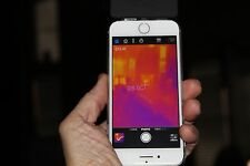 Flir One Thermal Imaging Camera for iPhone iOS w/ box - Excellent Condition!