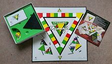Vintage Sporting Triangles Game, Excellent Condition, For up to 4 Players/Teams