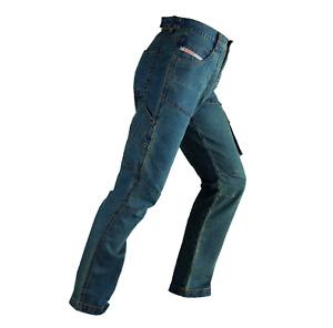 Kapriol Touran pantaloni jeans elasticizzati multi tasca da lavoro trekking uomo