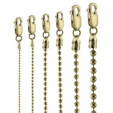 Collares y colgantes de joyería de plata de primera ley