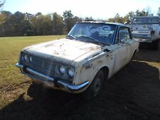 VERY RARE 1969 TOYOTA CORONA DELUXE COUPE hood hinges PROJECT part